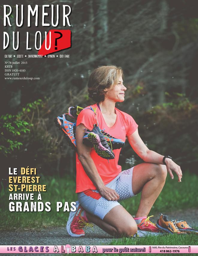 Rumeur du Loup juillet 2015 couverture