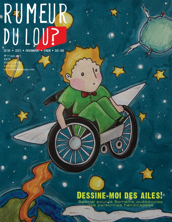 Rumeur du Loup juin 2015 couverture