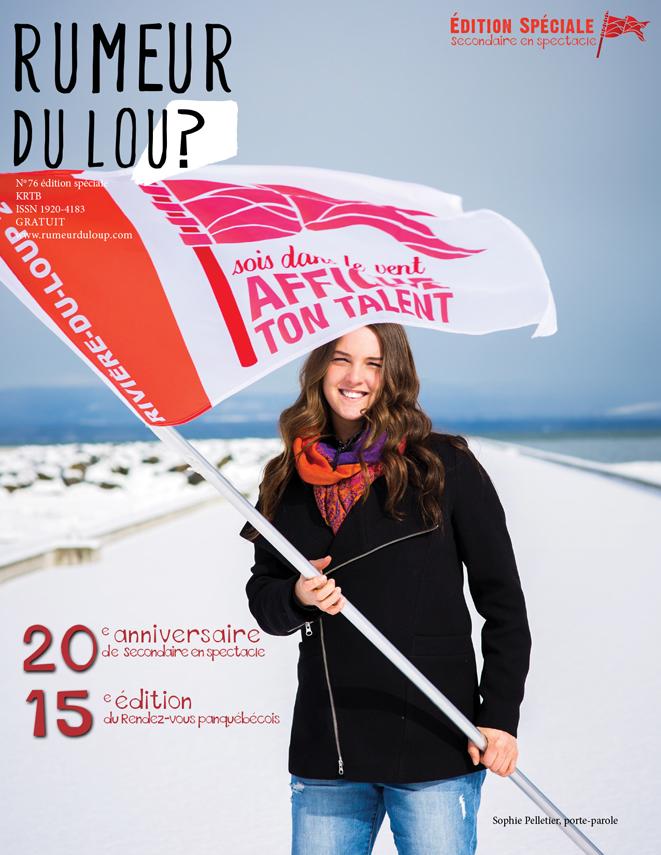 rumeur du loup special edition 2015 couverture
