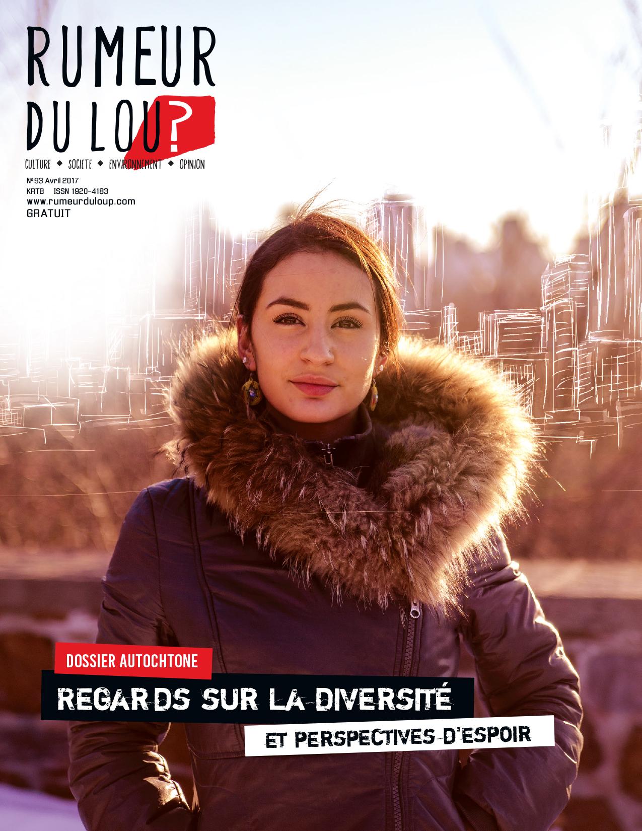Rumeur du Loup avril 2017 cover