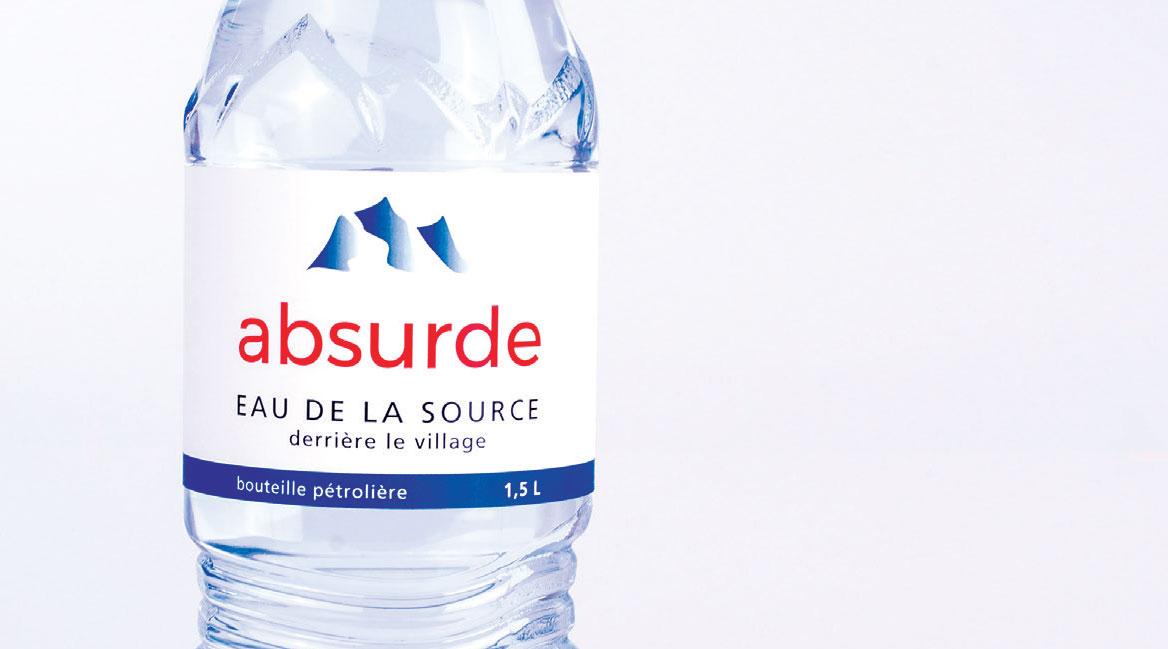 Une absurdit l eau embouteill e la rumeur du loup - Eau en bouteille vs eau du robinet ...